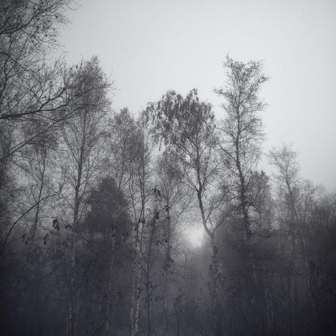 Foto-concept minimal monocrom - Poza 19