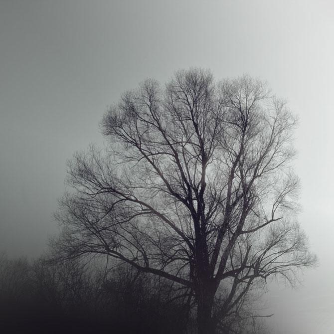 Foto-concept minimal monocrom - Poza 27