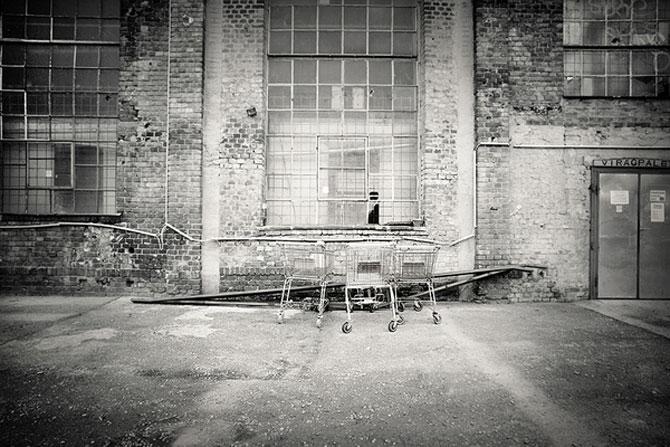 Foto-concept minimal monocrom - Poza 30