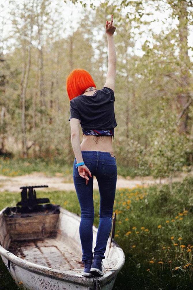 Punk, retro, foto, stil, de Aleksandra - Poza 6