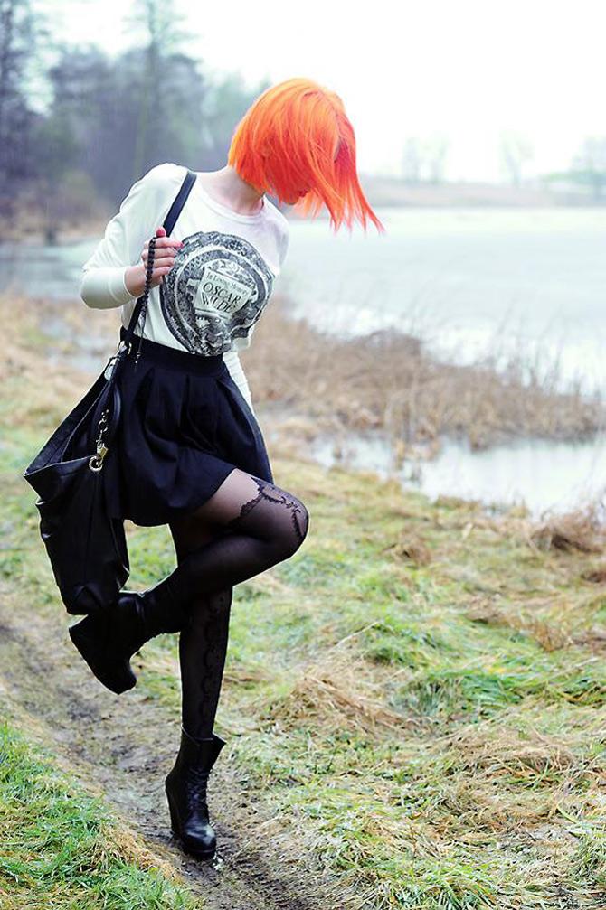 Punk, retro, foto, stil, de Aleksandra - Poza 8