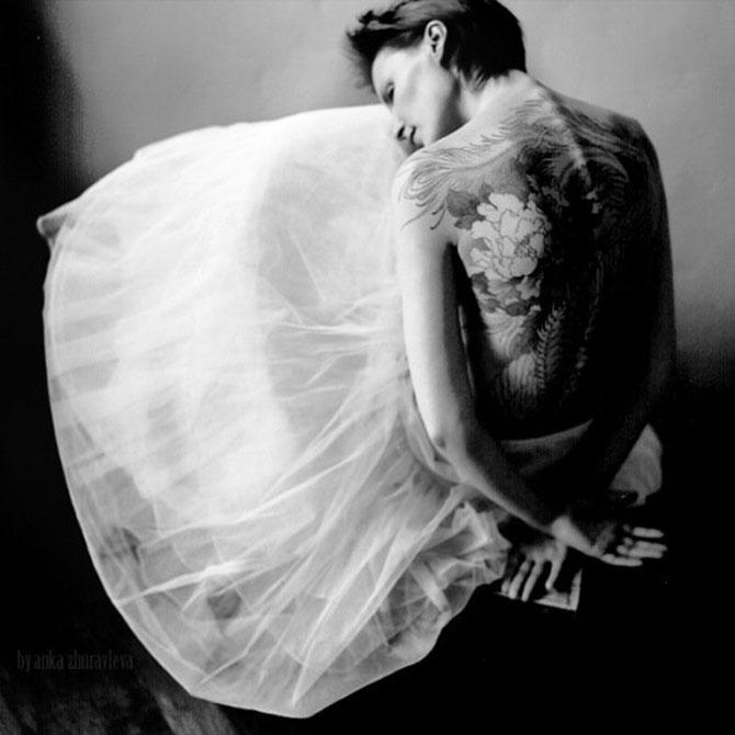 Basme, drame, portret: Anka Zhuraleva - Poza 1