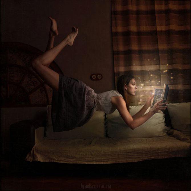 Basme, drame, portret: Anka Zhuraleva