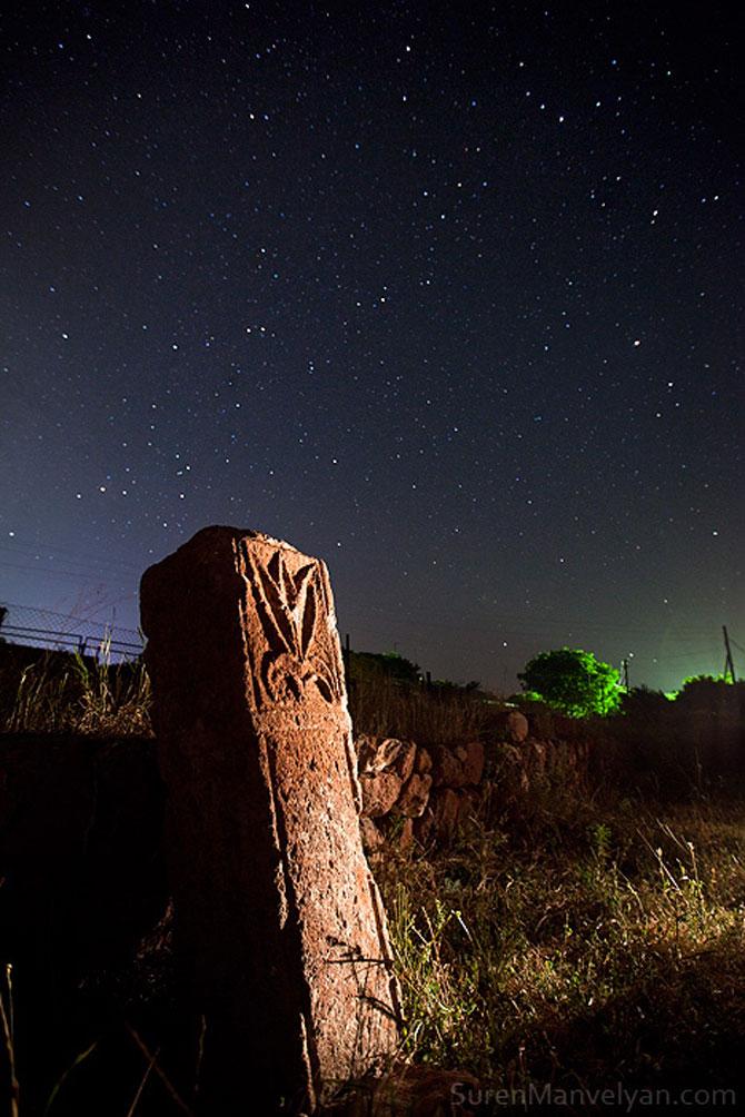 Nopti de basm in Armenia, fotografiate de Suren Manvelyan - Poza 5