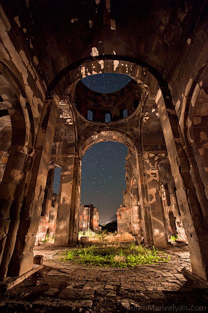 Nopti de basm in Armenia, fotografiate de Suren Manvelyan - Poza 6
