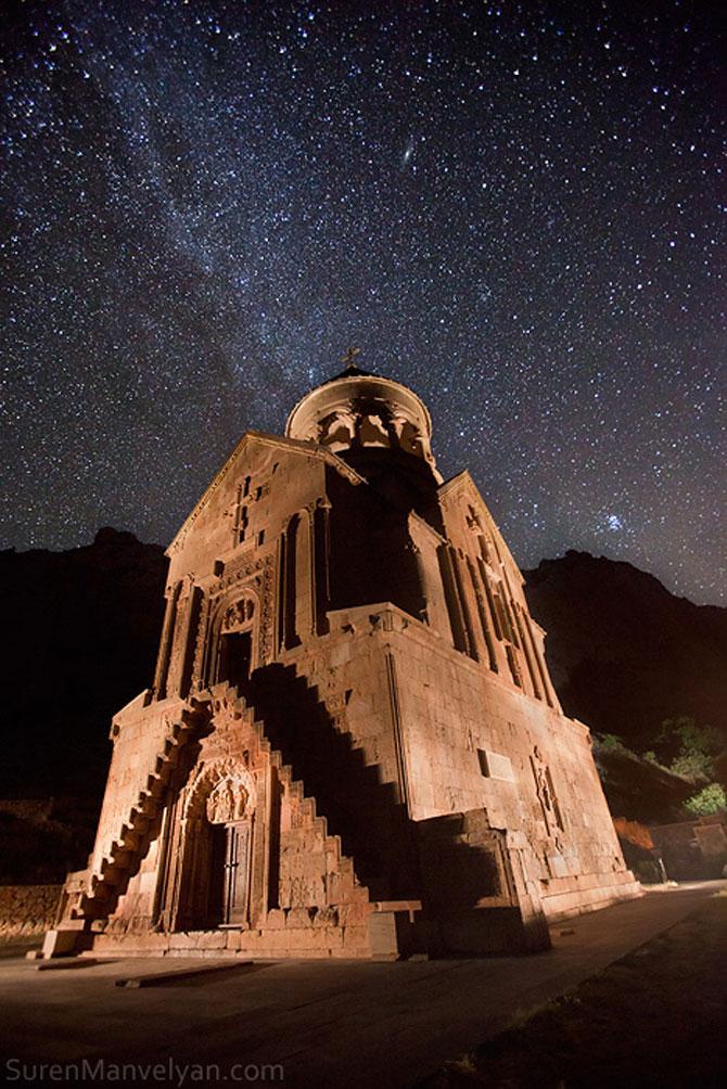 Nopti de basm in Armenia, fotografiate de Suren Manvelyan - Poza 8