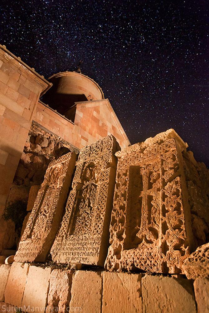 Nopti de basm in Armenia, fotografiate de Suren Manvelyan - Poza 9