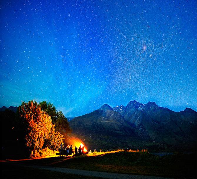 Pixelul atomic, multi-color, peisagist - Poza 6