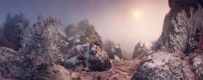 Locul unde frumusetea devine tangibila: Crimeea lui Daniel Korzhonova - Poza 6