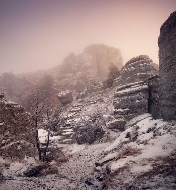 Locul unde frumusetea devine tangibila: Crimeea lui Daniel Korzhonova - Poza 7