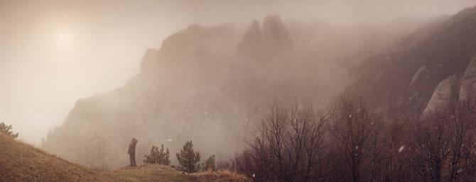 Locul unde frumusetea devine tangibila: Crimeea lui Daniel Korzhonova - Poza 13