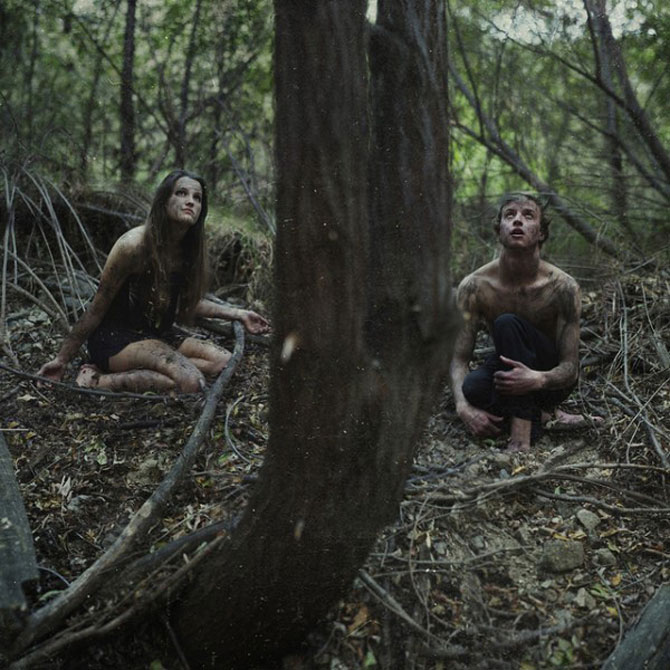 Fotograful David Talley a ratacit 365 de zile prin padure - Poza 2