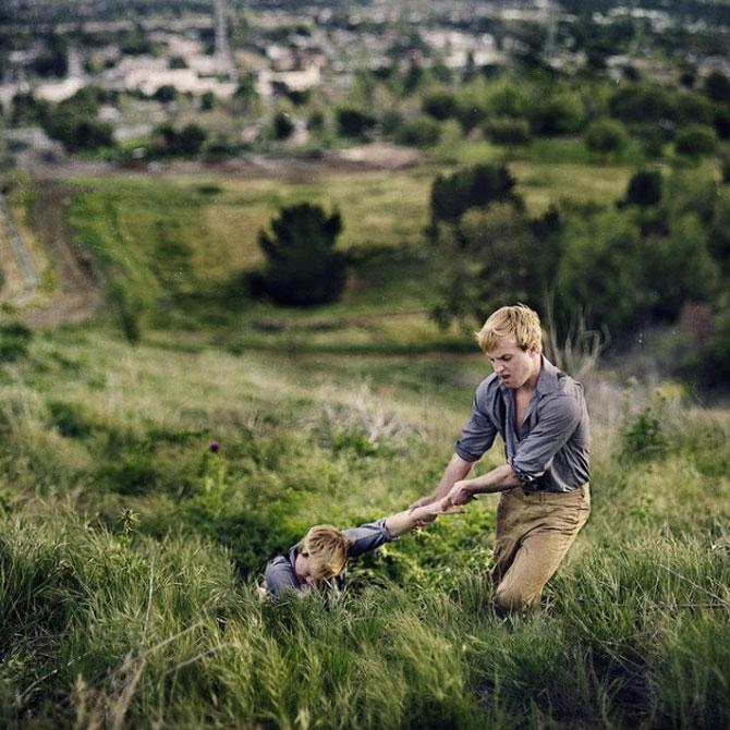 Fotograful David Talley a ratacit 365 de zile prin padure - Poza 8
