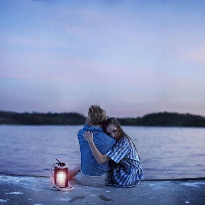Fotograful David Talley a ratacit 365 de zile prin padure - Poza 9