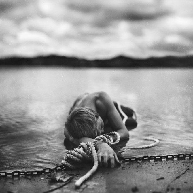 Fotograful David Talley a ratacit 365 de zile prin padure - Poza 10