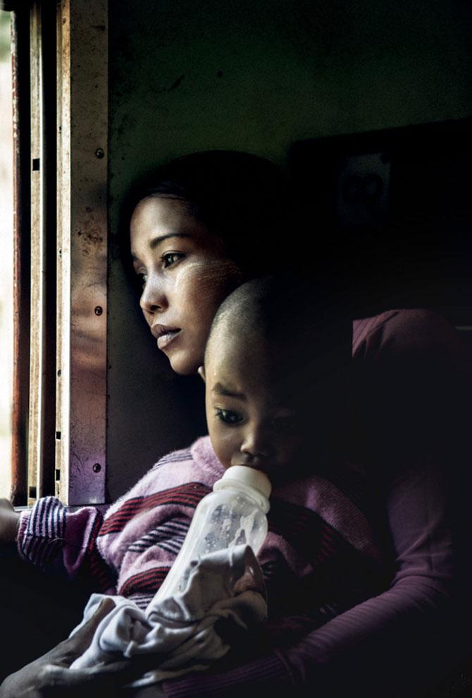 Oamenii frumosi ai Thailandei, de David Terrazas - Poza 7