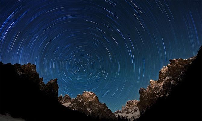 Miliarde de stele printr-un singur obiectiv - Edoardo Brotto - Poza 1