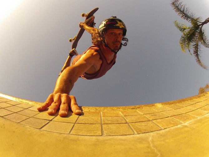 15 perspective extreme, surprinse cu GoPro - Poza 2