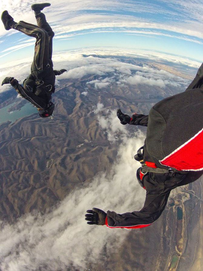 15 perspective extreme, surprinse cu GoPro - Poza 13