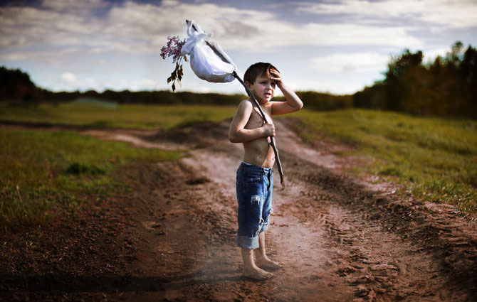 Jocuri sumbru-suprarealiste cu Karrah Kobus - Poza 13