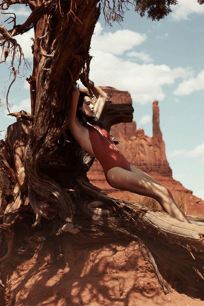 Pictorial cu zane, de Kelly Steffey - Poza 1