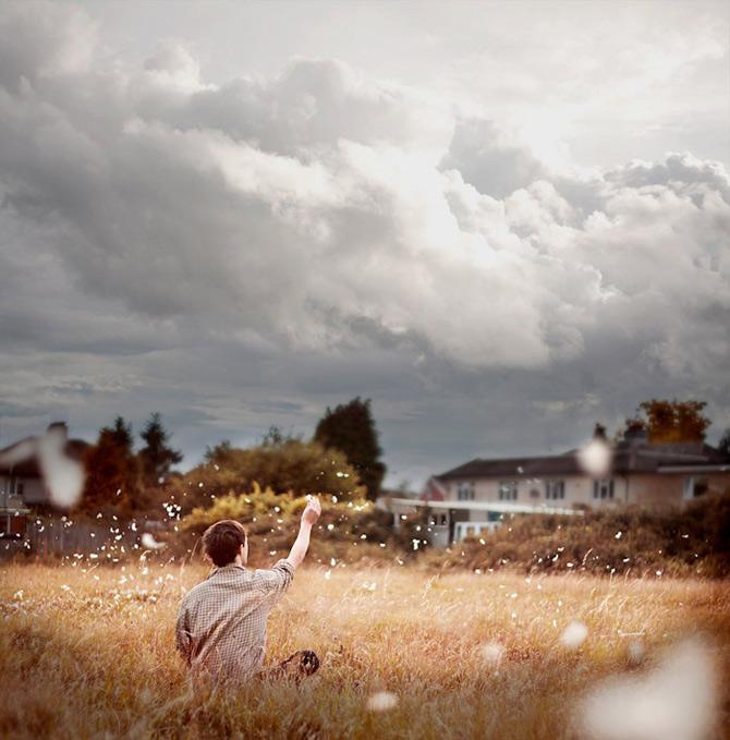 Povestea de dragoste spusa de Luke Sharratt - Poza 12