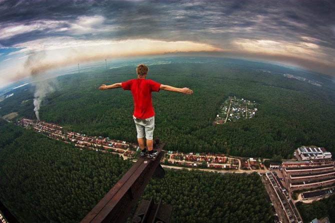 Pe acoperisurile lumii cu Marat Dupri - Poza 1