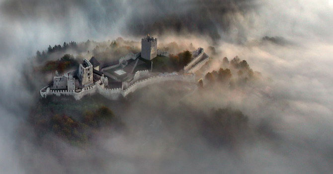 Castele si baloane cu aer cald, cu Matjaz Cater - Poza 4