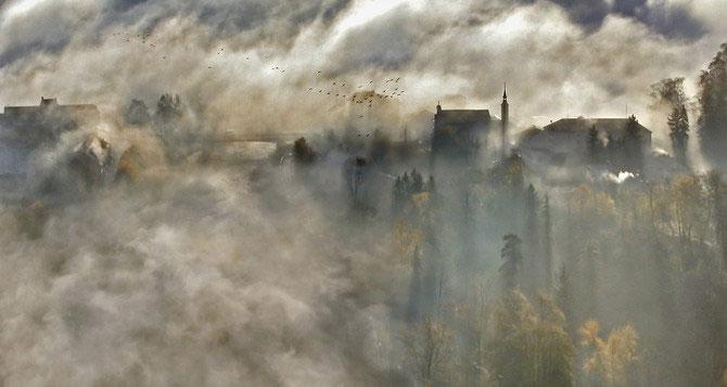 Castele si baloane cu aer cald, cu Matjaz Cater - Poza 5