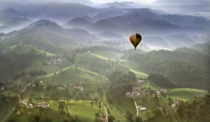 Castele si baloane cu aer cald, cu Matjaz Cater - Poza 10