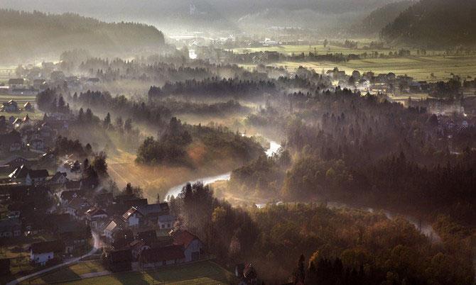 Castele si baloane cu aer cald, cu Matjaz Cater - Poza 12