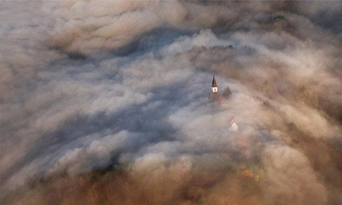 Castele si baloane cu aer cald, cu Matjaz Cater - Poza 13