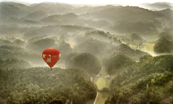 Castele si baloane cu aer cald, cu Matjaz Cater - Poza 15