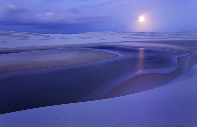 Peisaje de pe alta planeta, de Michael Anderson