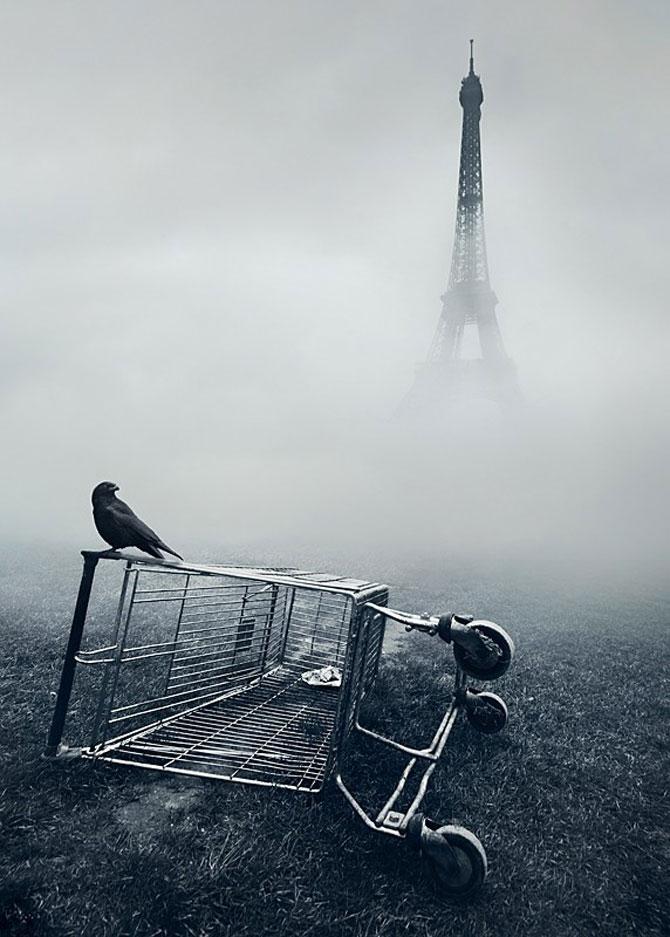 Comete, drumuri si Turnul Eiffel, de Mikko Lagerstedt - Poza 7