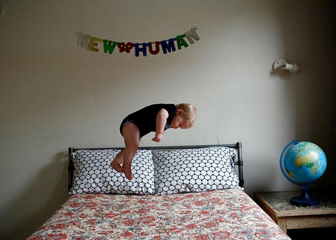 Rachel Hulin: Mama bebelusului zburator - Poza 2