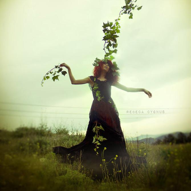 Povesti suprarealiste spuse de Rebeca Cygnus - Poza 11