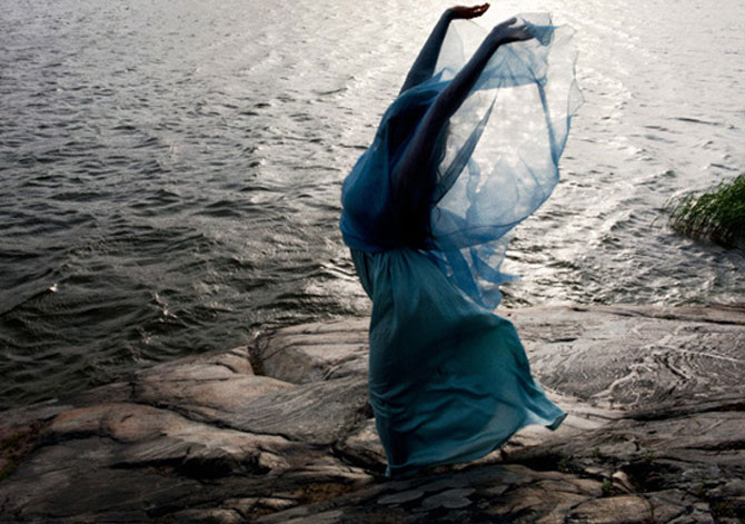 Zana apelor Sabinei Tabakovic - Poza 5