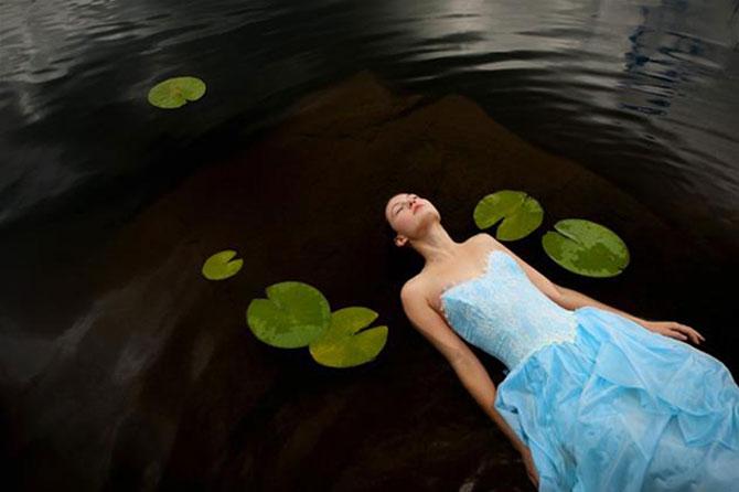Zana apelor Sabinei Tabakovic - Poza 7