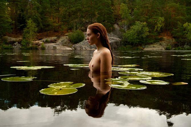 Zana apelor Sabinei Tabakovic - Poza 10