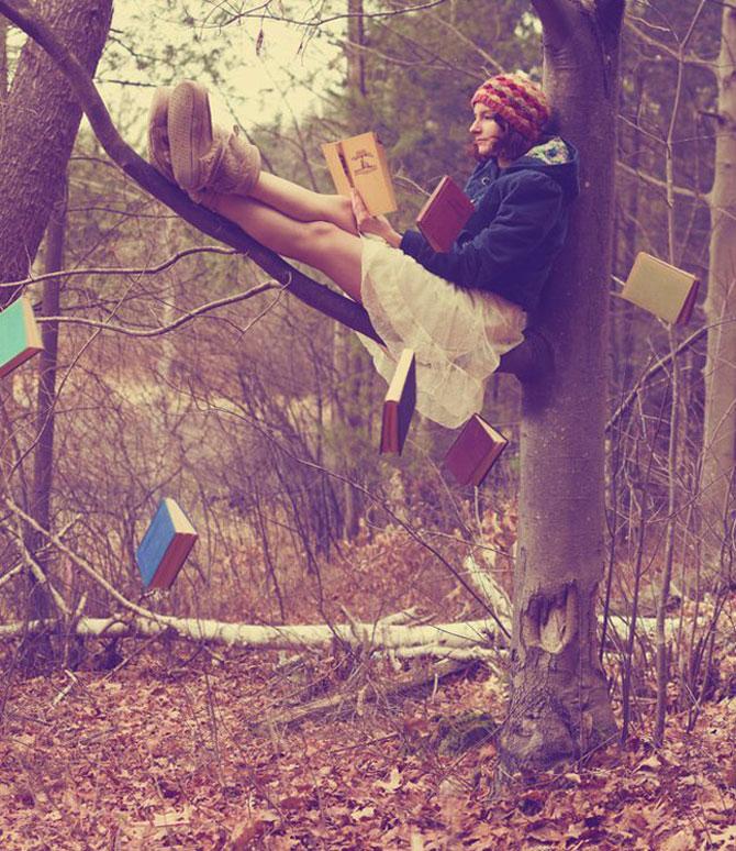 Sarah Ann Loreth: Echilibrul dintre intuneric si lumina - Poza 2