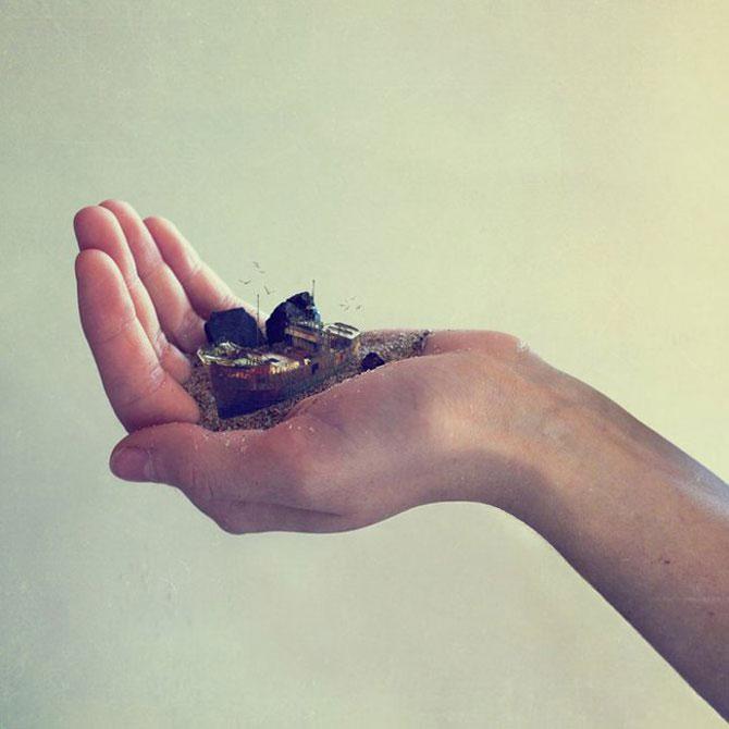 Sarah Ann Loreth: Echilibrul dintre intuneric si lumina - Poza 10