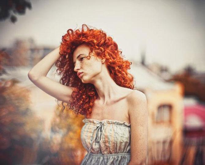 Superbele subiecte ale ucrainencei Alexandra Axentyeva - Poza 3
