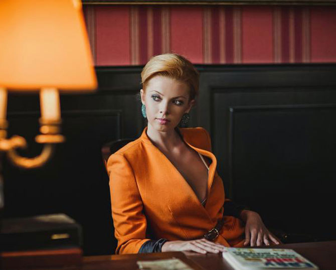 Superbele subiecte ale ucrainencei Alexandra Axentyeva - Poza 5