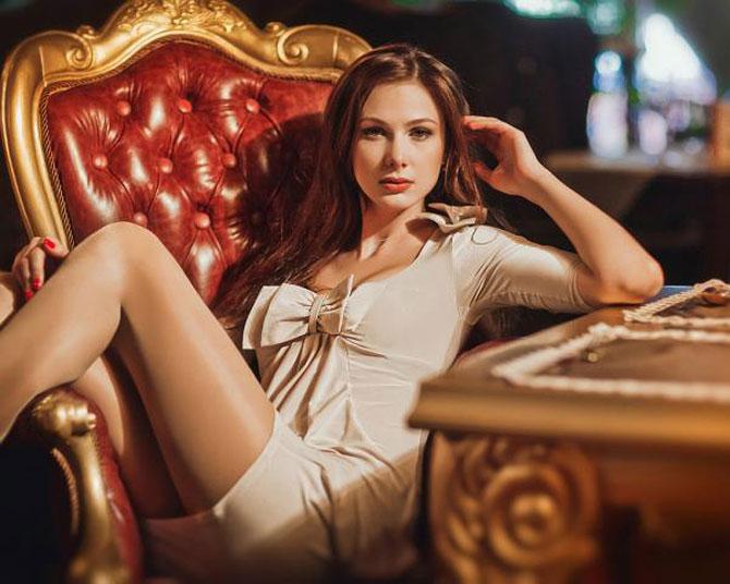 Superbele subiecte ale ucrainencei Alexandra Axentyeva - Poza 6