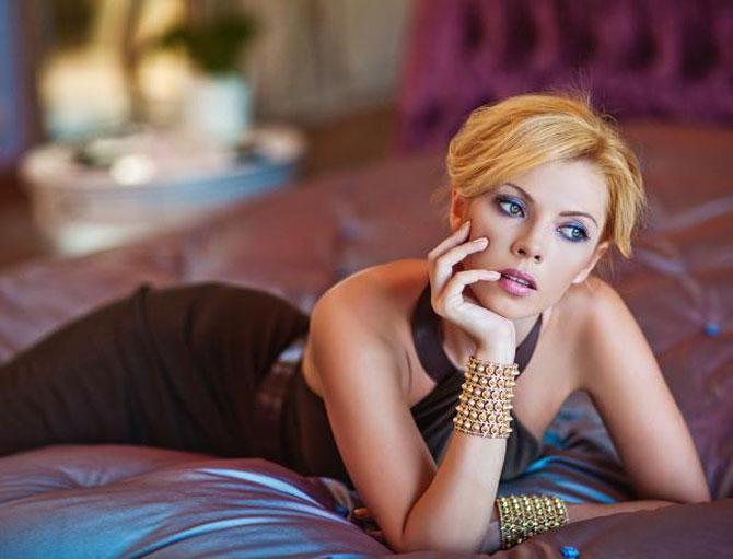 Superbele subiecte ale ucrainencei Alexandra Axentyeva - Poza 9