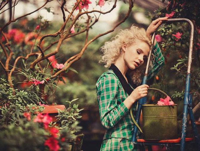 Superbele subiecte ale ucrainencei Alexandra Axentyeva - Poza 14