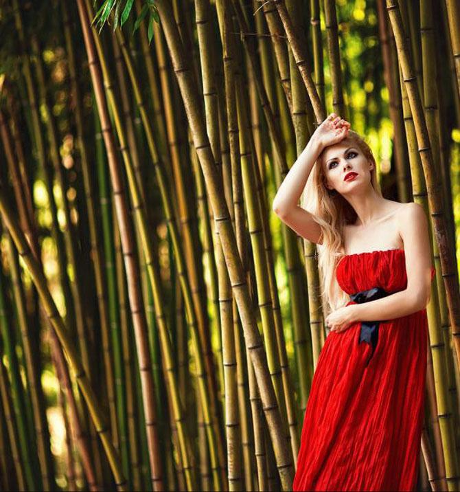 Superbele subiecte ale ucrainencei Alexandra Axentyeva - Poza 15