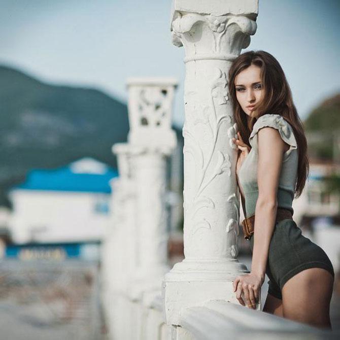Superbele subiecte ale ucrainencei Alexandra Axentyeva - Poza 19