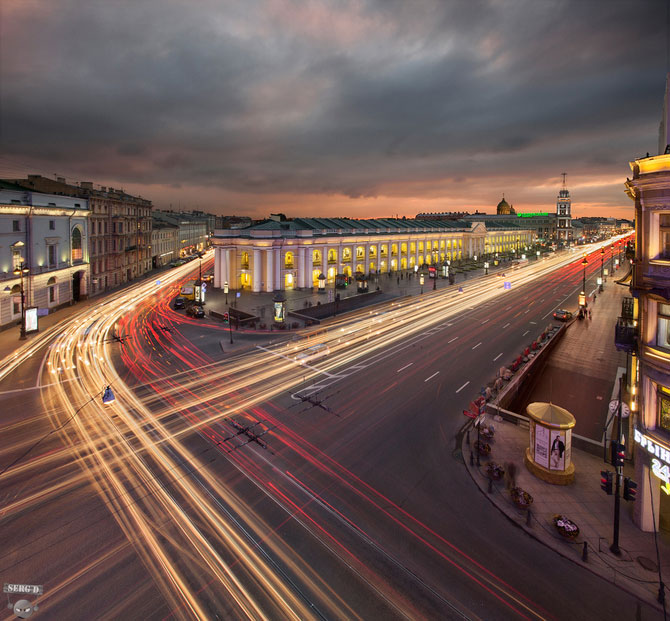 O noapte la Sankt Petersburg, cu Serg Degtyarev - Poza 2